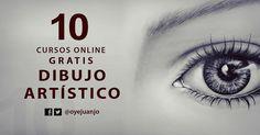 10 cursos online gratis de Dibujo Artístico   Oye Juanjo!