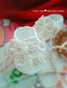 Baby ballerinas ... size 3~6 months ♥♥