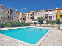 Appartement de type 2 dans résidence avec piscine