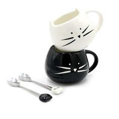 Small Cute Cat Mug //Price: $13.94 & FREE Shipping // #Funnygift
