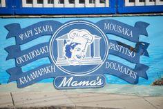 tarpon springs fl | Home » Florida » Tarpon Springs » Street-Level Restaurant Sign in ... Siesta Key Beach, Tarpon Springs, Florida, Restaurant, Travel, Viajes, The Florida, Diner Restaurant, Destinations