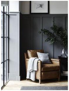 Interior Decorating Styles, Interior Design, Decorating Ideas, Hallway Decorating, Living Room Designs, Living Room Decor, Dining Room, Panel Led, Panel Doors