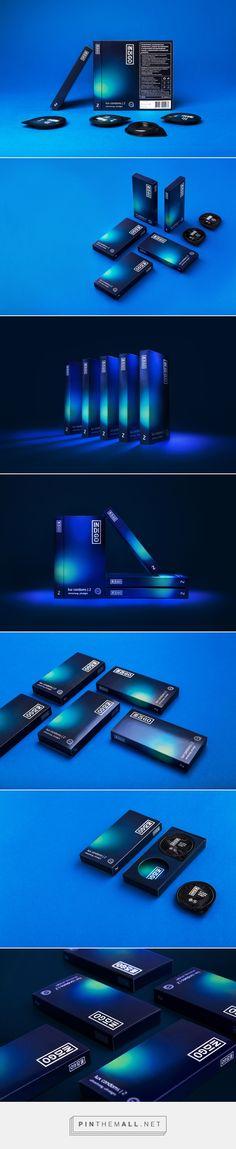 Indigo lux - Packaging of the World - Creative Package Design Gallery - http://www.packagingoftheworld.com/2018/02/indigo-lux.html