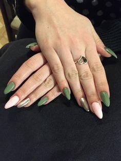 Nails, Rings, Jewelry, Fashion, Moda, Jewlery, Ongles, Bijoux, Fashion Styles