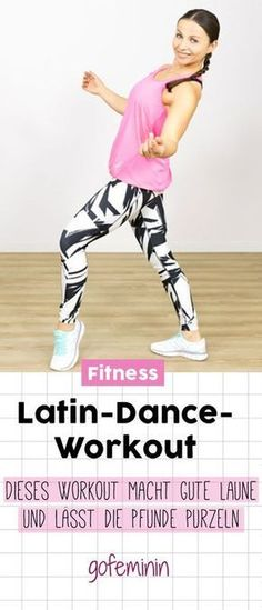 Latin-Dance-Workout: Dieses Workout macht Spaß und hilft dir beim Abnehmen