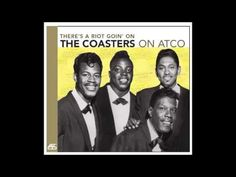 "The Coasters were one of the great funny bands of the with songs like ""Yakety Yak,"" ""Along Came Jones"" ""Charlie Brown"" and ""Love Potion No. They were part of the show at the Kennedy Center in 60s Music, Music Songs, Music Videos, Three Cool Cats, Willie Dixon, Cat Coasters, Soul Funk, Smooth Jazz, Soul Music"
