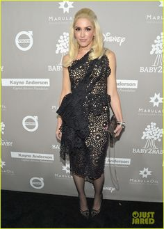 Jessica Alba & Gwen Stefani Show Their Support At Baby2Baby Gala
