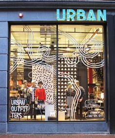 urban outfitters window displays - Bing Images