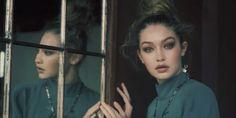 Gigi Hadid for Vogue Italia, May 2016.