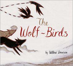 """""""The Wolf-Birds"""", Willow Dawson 2015"""