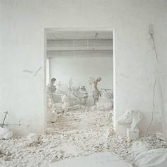 sculptors village by chiara goia