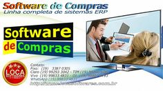 Sistema de compras fornecedores estoque e financeiro Sistema Erp, Software, Baseball Cards