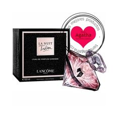 Lancome Tresor La Nuit Eau de Parfum Spray Caresse 75 ml