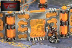 SDFSDF Warhammer Terrain, Wargaming Terrain, Tabletop, Infinity, Scenery, Table Lamp, Fantasy, Building, Wall