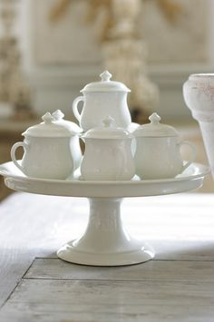 Antique crockery