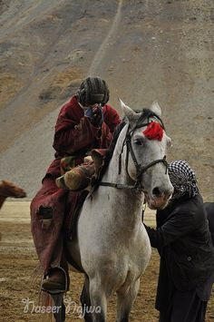 The Horseman . Afghanistan