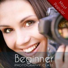 Beginner Photography Class | photoclasses.com
