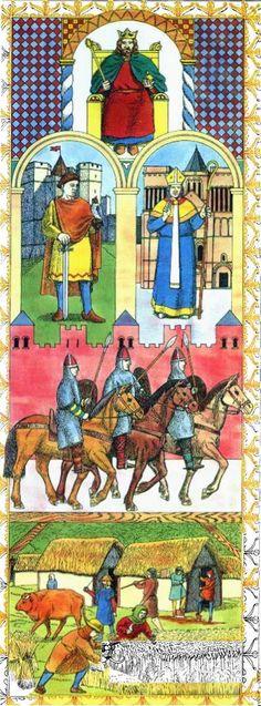 Feudalism in Medieval Europe
