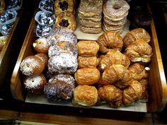Cafe, pastry @ Stomp town coffee NY