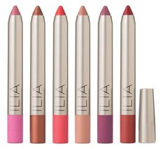 Artists' Tools. Lip Crayons by @ILIA Beauty available at @Spirit Beauty Lounge | Beauty News | Organic Spa Magazine