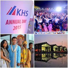 So feierte die KHS Machinery Pvt.Ltd. in Ahmedabad/Indien 2015 ihren Jahrestag.