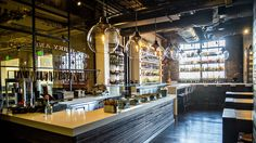 BILTONG BAR in Ponce City Market - ATL
