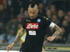 Marek Hamsik: 'Leaving Napoli would be hard'