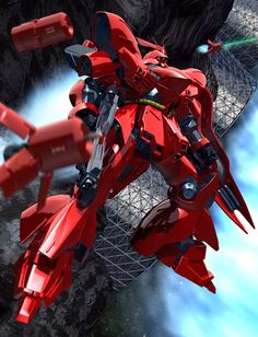 Char's Sazabi - On Axis 3d Character, Character Design, Gundam Wallpapers, Gundam Art, Mecha Anime, Mobile Suit, Pictures To Draw, Cool Art, Concept Art