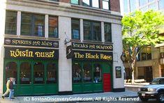 Guide to Boston Irish Pubs