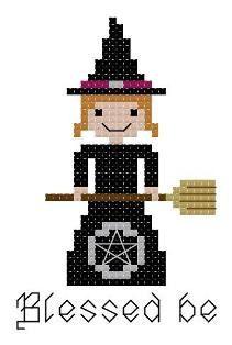Haloween - Little witch