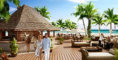 View Tropical Vacation Photos & Videos of Sandals Resorts in the Caribbean