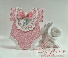 Crafting with Darsie: Welcome Baby...