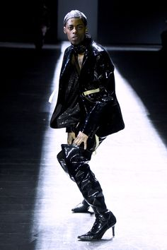 Next Spring, Men Will Have Their Pick of High Heels  - Hood by Air-Wmag