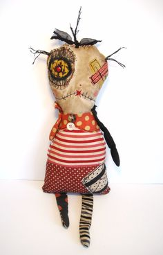 Etsy Shop - Monster Rag Dolls