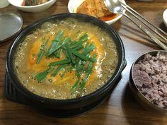 2016.5.10 점심. 추어탕