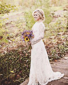 Love this glam headband melissa schollaert wedding v5 for Kelly clarkson wedding dress replica