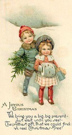 Greeting Cards - Vintage - Artwork