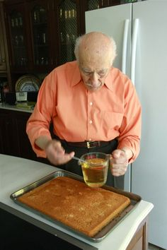 Making Knafeh with Seedo | Wandering Spice. Knafeh is a middle eastern dessert.