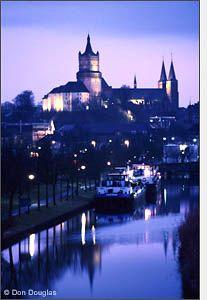 Schwanenburg und Stiftskirche, Kleve