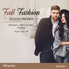Discover what fall has got in store for you!  Beautiful landing page, high conversion, curated products all in this season!  Commission : 3% - 15%  Promotion till 18 September 2015