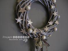 Project Gallias: Christmas wreath  #projectgallias