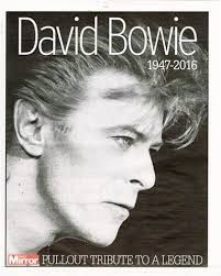 covers David Bowie
