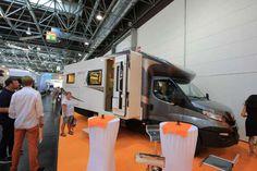 Der Hersteller Protec stellte auf dem Caravan Salon einen spektakulären…