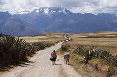 The Sacred Valley, Peru.