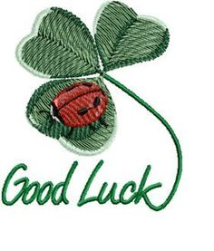 Happy St. Patrick's Day Free Machine embroidery design