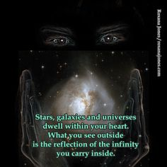 Inspirational quote: Your own Infinity