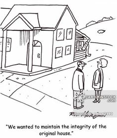 Architecture Cartoons