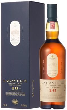 Amazon.co.jp: ラガヴーリン 16年 箱入り 700ml: 食品・飲料・お酒