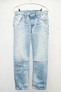 Kura Wash Beck Jean by Shopheist