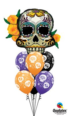 Mysterious Sugar Skull